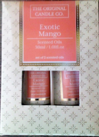 Exotic mango scented oils (Code 3253)